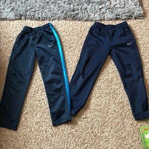 Nike boys size 7 sweatpants
